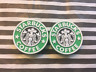 2 pcs 3D Starbucks Shoe Charm for your Crocs (FREE SHIPPING & 33% OFF)