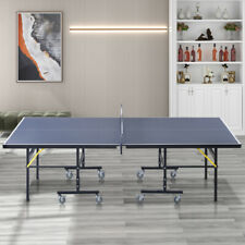 New listing Competition-Ready Indoor & Outdoor Table Tennis Table AS