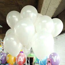 100pcs Colorful Latex Balloon Pearl Wedding Birthday Bachelorette Party 10 inch