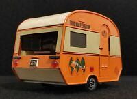 Barlux Caravan Roller - Raphael 201 - Scala 1/25 - Made in Italy - Modellismo