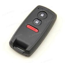 3 Buttons Remote Smart Key Shell Case + Insert Blade For Suzuki Swift SX4 XL-7