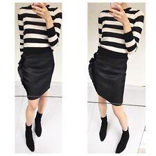 Main Line Isabel Marant Silk Pencil Skirt Sz S