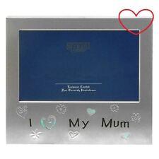 Photo Picture Frame I Love Mum Birthday Christmas Parent Gift Keepsake