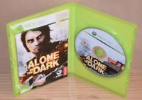 Alone in the dark xbox 360 game PAL, WITH MANUAL