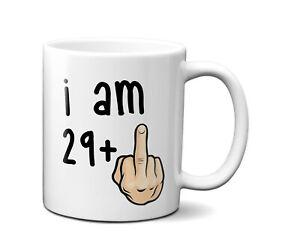 Birthday Dirty 30 Joke Prank Party Celebration Coffee Tea Mug Gift 11oz Ceramic