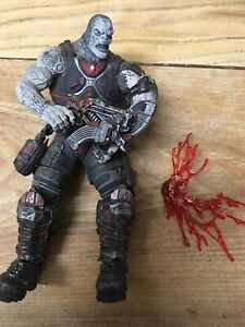 NECA Gears of War Headshot Locust Drone Action Figure   NECCA 2008