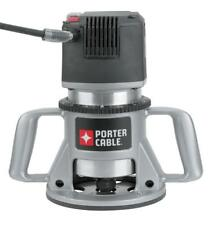 porter cable router 7519 ebayporter cable 21,000 rpm 15 a speedmatic 3 1 4 peak hp router