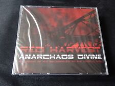 Red Harvest - Anarchaos Divine The Trinity Of The Soundtrack To The Apocalypse