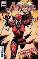 CARNAGE-IZED Savage Avengers #3 Leinil Francis Yu Variant Marvel HOT
