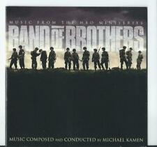 Band of Brothers by Michael Kamen (Cd) Gd