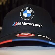 2019 2020 BMW MOTORSPORT M POWER MEN'S GREY TEAM CAP hat PUMA ///M WEC M6 GTE