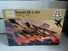 Caccia Tornado Ids Gulf War Italeri 1/48 2783 aereo combattimento guerra golfo