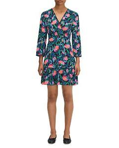 Kate Spade Floral Dress Size 10