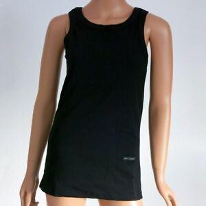Bruno Banani Perfect Sportshirt Feinripp 22071940 schwarz Gr.L