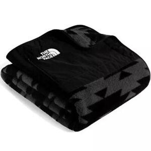 NEW The North Face Supreme Packable Dunraven Fleece Blanket Asphalt Grey $129