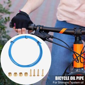 Fahrrad Hydraulik Scheibenbremse Öl Schlauch MTB Bremsleitung Kabel für Shimano