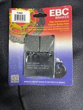 EBC - FA88 - Organic Brake Pads