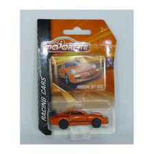 Majorette 212084009 Porsche GT3 orange - Voitures De Course 1:64 Maquette ! °