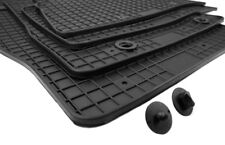 Nuevo alfombrillas de goma Ford Kuga i calidad original tapices auto de goma 4x negro