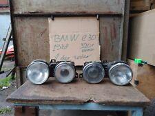 BMW E30 1984 headlights