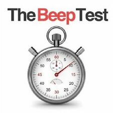 Bleep Beep Multi Stage Fitness Test Shuttle Run Police Army Fire Service 15m 20m