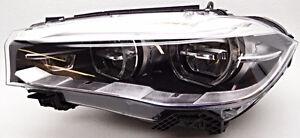 OEM BMW X5 X5M X6 X6M Non-US Market Left Hand LED Headlight