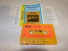 DJANGO REINHARDT & S GRAPPELLI - K7 audio / Audio tape !!! VOL 1 - 1935-38 !!!