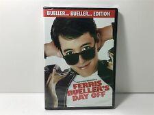FERRIS BUELLER'S DAY OFF DVD Making Of Special Edition John Hughes Matthew NEW