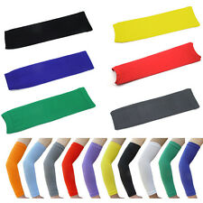 Basketball Baseball Shooting Sleeve Sport Stretch Wristband Arm Band Sleeve WC