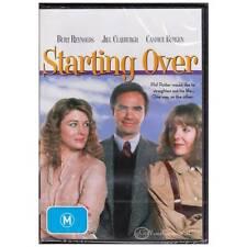 DVD STARTING OVER Burt Reynolds Candice Bergen 1979 COMEDY ROMANCE R4 [BNS]