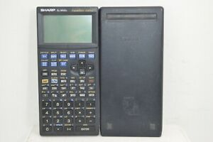Sharp EL-9600C Graphing Calculator with Dust Cover