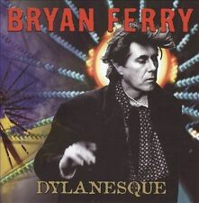 BRYAN FERRY - DYLANESQUE (NEW CD)
