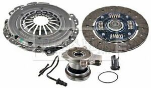 Clutch Kit 3-part FOR VAUXHALL ASTRA 80bhp H 1.7 04->09 A04 Z 17 DTL Diesel BB