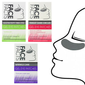 Gel Eye Patches Under Eye Mask Target Dark Circles Anti Wrinkle Puffy Eyes