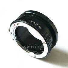 Pentax K mount PK lens to Canon EOS R RF mount full frame Mirrorless adapter