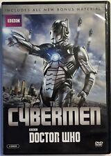 Doctor Who The Cybermen (2015, 2-DISC DVD Set) BBC With New Bonus Material NTSC