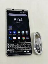 New listing BlackBerry Keyone Bbb100-1 32Gb Silver Unlocked Smartphone #3889 Best Deal
