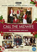 Call The Midwife - Christmas Specials [DVD] [2018]