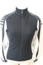 New Assos Women's Ij.Intermediate S7 Jersey Bike Large Black Top Long Sleeve