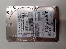 """IBM 2.5"""" 900 GB 6G SFF SAS 10k - 81Y9654 81Y9655 81Y3809 ST900MM0006"""