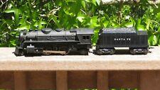 Marx 666 Steam Locomotive Train w/ Tender 2-4-2