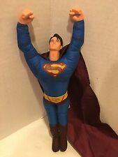Superman Man of Steel Swingshot Action Figure Plush Toy