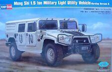 HOBBYBOSS 82468 Dong Feng Meng Shi 1,5 TON MILITARY militare ONU veicolo NUOVO