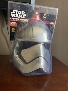 Star Wars Captain Phasma Mask Helmet BN unopened Disney 2015 Force Awakens