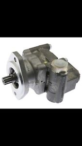 NEW Genuine Ford Power Steering Pump Assembly 4C4Z-3A674-AA F650/F750