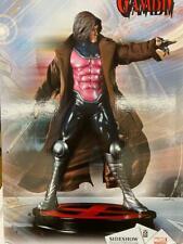Sideshow Gambit Premium Format Statue X-MEN Marvel Comics Remy Etienne LeBea NEW