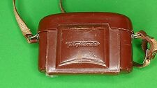 voigtlander leather camera case