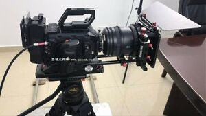 NEW Adapter  PL movie lens to URSA Mini 4k EF  movie camcorder  LENS Adapter