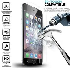 Premium [Real Tempered Glass] Full Screen Protector Film for Apple iPhone 7 Plus