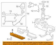 GM OEM Fuel System-Lower Shield 23247457